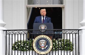 """ترامب يعلن إصابة موظف بالبيت الأبيض بكورونا لكنه لم يكن """"قريبا منه"""""""