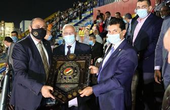 وزير الرياضة ومحافظ بورسعيد يفتتحان النسخة 53 لبطولة الجمهورية للشركات | صور
