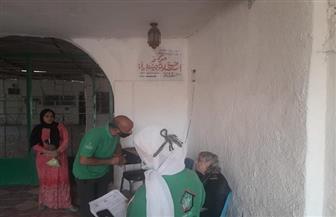 التضامن: فريق أطفال وكبار بلا مأوى ينقذ سيدة فلسطينية وينقلها لأحد مراكز استضافة المرأة| صور