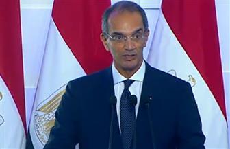 وزير الاتصالات: بدء المرحلة الثانية لزيادة سرعة الإنترنت.. ويكشف تفاصيل مبادرة بناة مصر الرقمية