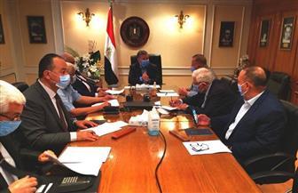 وزير قطاع الأعمال العام يبحث مع اتحاد المستثمرين فرص التعاون وسبل زيادة الصادرات   صور