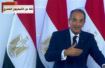 وزير الاتصالات: بدء الدراسة فى جامعة مصر المعلوماتية العام الدراسي بعد المقبل