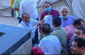 إقبال من المواطنين بالإسكندرية لتقديم طلبات التصالح على مخالفات البناء | صور