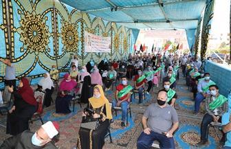 محافظ المنوفية ورئيس جامعة الأزهر يكرمان أوائل الشهادة الثانوية الأزهرية| صور