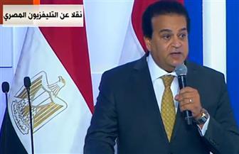 وزير التعليم العالي: 32 ألف طالب تقدموا للقبول بالجامعات الأهلية الجديدة