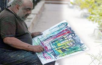 عم أحمد.. مبدع على الرصيف | حديث الصور