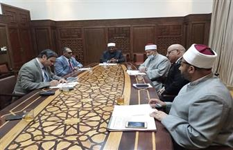 لجنة المصالحات بالأزهر تواصل عملها وفق الإجراءات الاحترازية