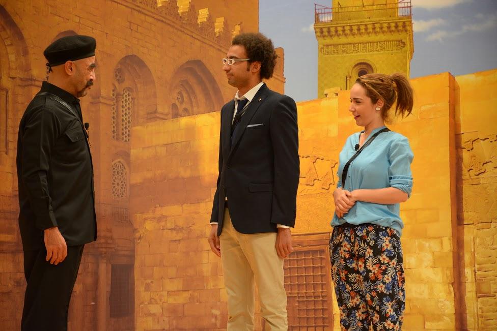 شاهد.. مسرحية «ورينا القوة» مع أشرف عبد الباقي ونجوم مسرح مصر اليوم