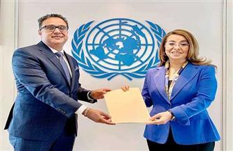 السفير محمد الملا يقدم أوراق اعتماده لدى الأمم المتحدة في فيينا