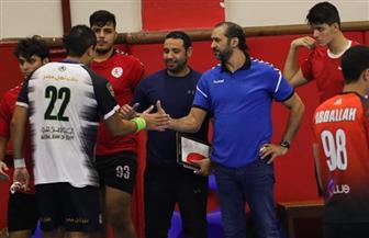 منتخب الشباب لكرة اليد يلتقي نادي المعادي وديا اليوم