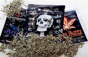 """ضبط 7 كيلو من مخدر """"الشادو"""" وأدوات تصنيعه بحوزة عاطل قبل ترويجه بالجيزة"""