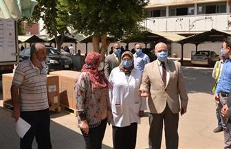 جامعة أسيوط تتسلم ثلاثة أجهزة غسيل كلى تبرعا من مؤسسة عادل خليل الخيرية لتنمية المجتمع