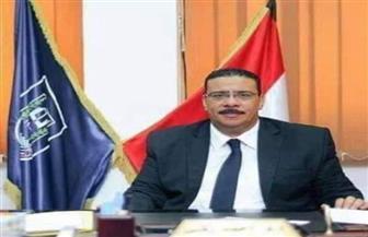رئيس جامعة قناة السويس: إعفاء أبناء الشهداء وذوي الاحتياجات الخاصة من الرسوم الدراسية