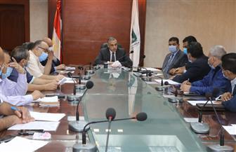 محافظ سوهاج يترأس اجتماع مجلس إدارة الهيئة الإقليمية لتنشيط السياحة |صور