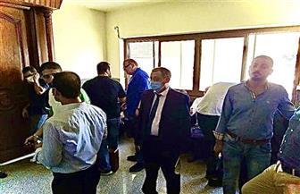 لجنة انتخابات النواب ببورسعيد تلجأ لتفريغ الكاميرات لتحديد المرشح المستحق لرقم (1) |صور