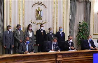 وزير النقل: انتهاء تنفيذ المحطة متعددة الأغراض بالإسكندرية بطاقة استيعابية 12 مليون طن سنويا في 2022 |صور