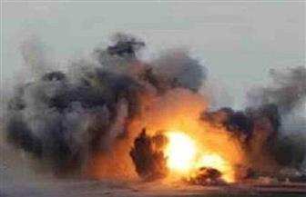 العراق: انفجار داخل قاعدة سبايكر الجوية وسط البلاد