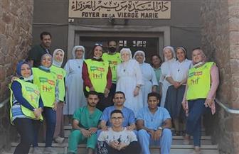 التضامن: تعقيم 49 دار مسنين بالقاهرة والجيزة |صور