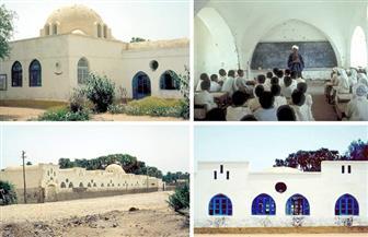 بعد تسليم مدرسة فارس للآثار .. هذه قصة حسن فتحي مع القباب الطينية في الصعيد   صور