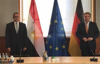 لقاءات مكثفة لوزير السياحة والآثار بالعاصمة الألمانية برلين لدفع الحركة الوافدة لمصر