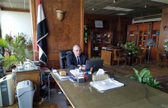 وزير الري يتابع ترتيبات النسخة الثالثة لأسبوع القاهرة للمياه مع اللجنة التنظيمية | صور