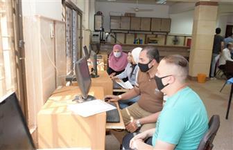 معامل جامعة القاهرة تستقبل طلاب الثانوية العامة لإجراء تنسيق المرحلة الثالثة