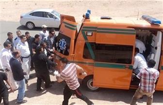 مصرع مواطن وإصابة 3 في حادث بالبحيرة