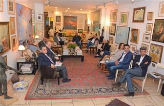 """مجلس أمناء """"فاروق حسني للثقافة والفنون"""" يقرر زيادة عدد الجوائز الممنوحة للشباب   صور"""