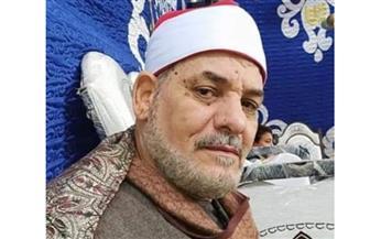 وفاة مقيم شعائر مسجد السيد البدوي بطنطا سابقا متأثرا بفيروس كورونا  صور