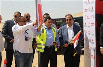 نجاح غير مسبوق في رالي مصر للدراجات النارية.. والوزير يشيد بالتنظيم| صور