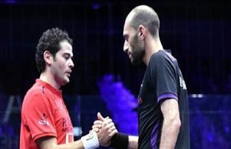 مروان الشوربجي وكريم عبدالجواد في ربع نهائي بطولة مانشستر المفتوحة للإسكواش