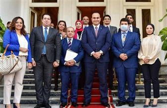 الهيئة العامة للرعاية الصحية تستقبل وفدا من سفارة الدنمارك لبحث سبل التعاون المشترك