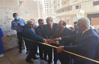 يضم أحدث أجهزة التنفس والصدمات.. رئيس جامعة طنطا يفتتح مستشفى الصدر الجامعي الجديد | صور
