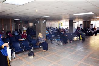 أورام المنصورة يستقبل تحويلات مبادرة الرئيس السيسي دعم صحة المرأة