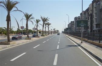 وزير الإسكان: الانتهاء من المرحلة الأولى من مشروع رفع كفاءة محور الشباب بمدينة الشروق |صور