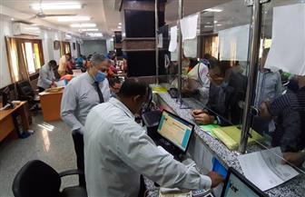 ارتياح بين المواطنين بالإسكندرية لمدة فترة تقديم طلبات التصالح