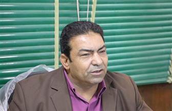 """""""جمال حسن"""" يتسلم مهام منصبه مديرا للتعليم في الوادي الجديد"""