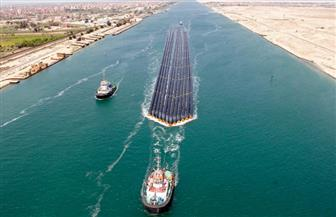 هل تراجعت إيرادات  قناة السويس 20% بالتزامن مع اتخاذ السفن مسارات بديلة؟