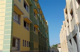 محافظ مطروح: افتتاح 7 مدارس جديدة والانتهاء من تطوير 14 أخرى | صور