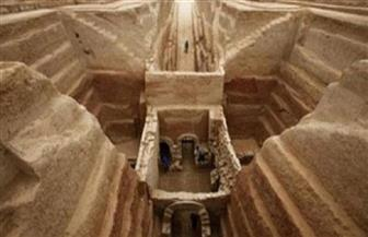 اكتشاف مقبرتين عمرهما 1800 عام وسط الصين