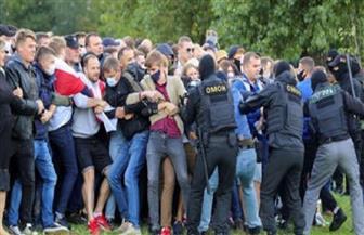 الداخلية البيلاروسية: الشرطة تتصدى لأنشطة المحتجين في برست