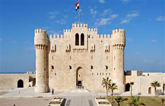 مد ساعات العمل بقلعة «قايتباي» في الإسكندرية.. و«الآثار»: «لا زيادة في أسعار التذاكر»