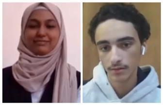 أوائل الثانوية العامة المصريون في الكويت يكشفون حكايات تفوقهم | فيديو
