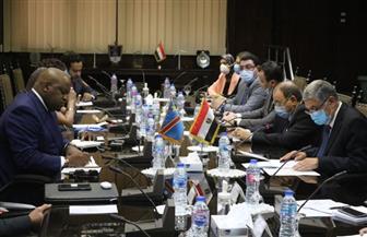 وزير الكهرباء يلتقي مستشاري رئيس الجمهورية الكونغولي لبحث سبل التعاون بين مصر والكونغو