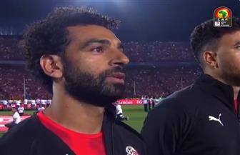 «كاف» يبدي إعجابه بالنشيد الوطني المصري وسط 70 ألف متفرج | فيديو