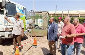 رئيس مياه القناة: الانتهاء من محطة شرب المستقبل العملاقة بتكلفة 300 مليون جنيه