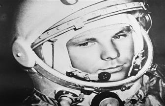 إزاحة الستار عن تمثال «جاجارين» أول رائد فضاء في التاريخ الثلاثاء المقبل