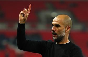 جوارديولا يؤكد الدفع بلاعبي مانشستر سيتي الشبان في كأس الرابطة