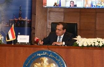 مصر تشهد توقيع تحويل منتدى غاز شرق المتوسط إلى منظمة دولية   صور