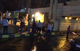 نماذج محاكاة مفاجئة للأمطار بـ 4 أنفاق في الإسكندرية استعدادا لنوات الشتاء   صور